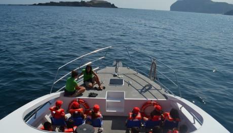 Ruta marítima a Elantxobe